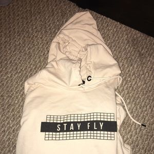 Men's rue 21 stay fly hoodie
